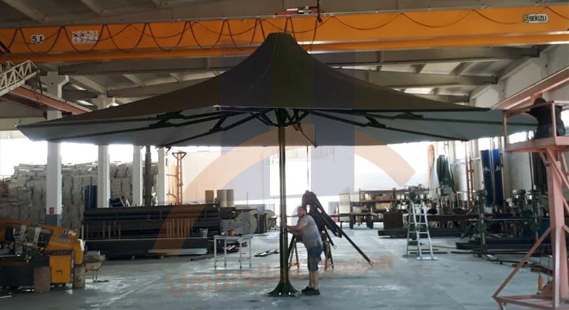 Fabrika Hizmet Binamız Huge Dev Şemsiye