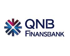 Qnb Finansbank Logo Huge Dev Şemsiye