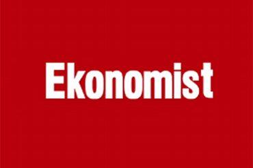 Ekonomist Logo Huge Dev Şemsiye