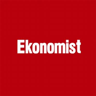 ekonomist dergisi logo basinda huge dev semsiye