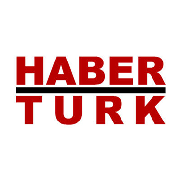 Habertürk Logo Huge Dev Şemsiye