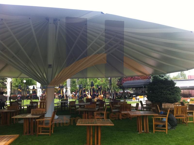 Huge Dev Şemsiye Galeri 150