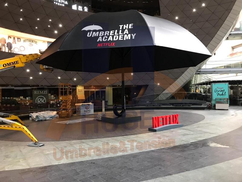 Huge Dev Şemsiye Galeri 5