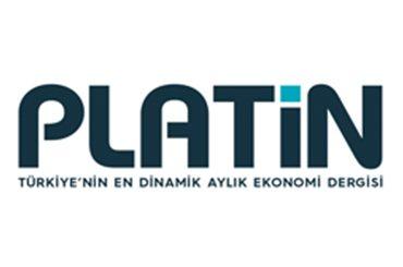 Platin Logo Huge Dev Şemsiye