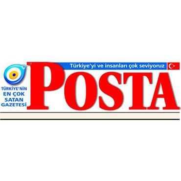 Posta Logo Huge Dev Şemsiye