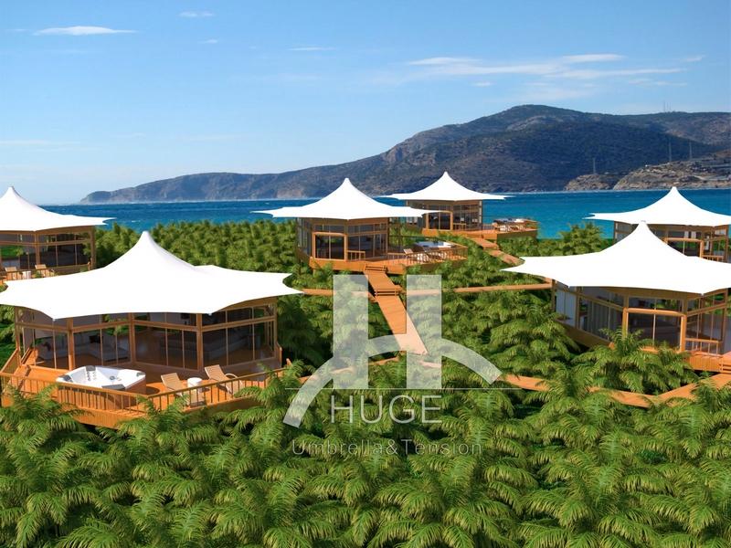 huge glamping hotel concept huge devsemsiye 8
